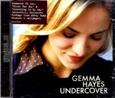GEMMA HAYES  Undercover   4 TRACK CD  NEW - NOT SEALED