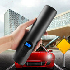 PORTABLE CAR AIR PUMPS ELECTRIC TIRE INFLATOR AUTO CAR WIRELESS INFLATABLE PUMPS