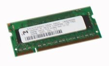 256 MB PC2-4200 DDR2-533MHz no ECC CL4 200Pin SODIMM UNBUFF (MT4HTF3264HY-53EB4)