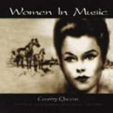 Country Queens Women In Music Various CD