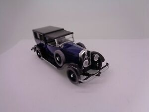 Rio Vintage Die-cast No.8 Isotta Fraschini 8a 1926 Scale 1:43 Boxed