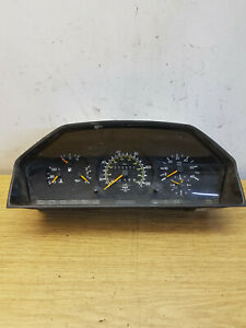 Mercedes E W124 [86-93] Dashboard Dash Instrument Speedometer Speedo Cluster