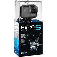 GoPro HERO 5 Camcorder - Black (Latest Model) Brand new
