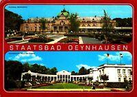 Staatsbad Oeynhausen , Ansichtskarte, 1986 gelaufen