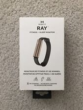 Misfit Ray - Fitness + Sleep Tracker with Black Sport Band - Rose Gold