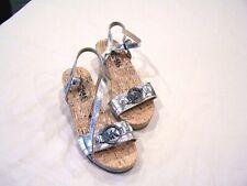 Michael Kors cork wedge sandals/shoes, girls/childrens size 13