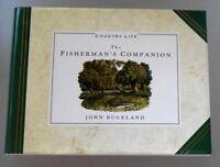 The Fisherman's Companion by John Buckland (1990, Hardcover)