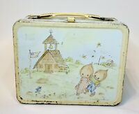 Vintage 1975 Hallmark Cards Metal King Seeley Thermos Lunchbox, NO THERMOS