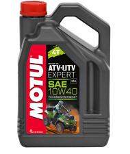 MOTUL Quad UTV Expert 10w40 4l ACEITE DE MOTOR SUZUKI LTZ 250 400 LTF 160 lt4wd
