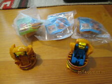 Mcdonald's Happy Meal Burger Changeables Set of 5