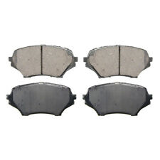 Disc Brake Pad Set Front Federated D1179C
