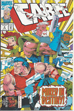 """Cable #2 (June 1993) - """"Mired in Destiny"""" - co-starring the Clan Chosen"""