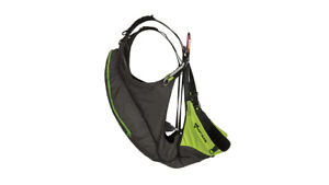 Sup air Radical 3 Paragliding Tandem Harness Size Large with Carabiners SupAir