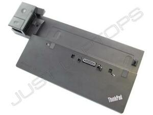 Lenovo ThinkPad T470 T470s T550 Basic Docking Station Port Replicator DOCK ONLY