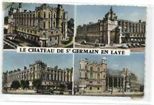 1 postcard France 78 Yvelines Saint-Germain-en-laye Le Chateau pc 2495