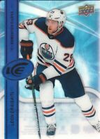 2017-18 Upper Deck Ice #4 Leon Draisaitl Edmonton Oilers