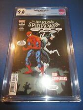Amazing Spider-man #41 Boomerang CGC 9.8 Gorgeous Gem NM/M Wow