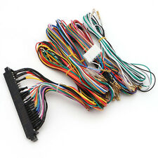 JAMMA Wiring Harness Multicade 60 in 1 Arcade Game Cabinet Wire Labels Free AU