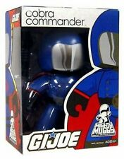 GI Joe Mighty Muggs Cobra Commander vinyl