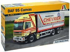 Italeri 3914 DAF 5 Canvas Truck Model KIT