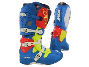 FM Typhoon Stiefel boots motocross enduro MX