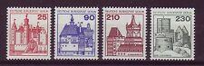 Postfrische Briefmarken aus Berlin (1970-1979) mit Bauwerks-Motiv