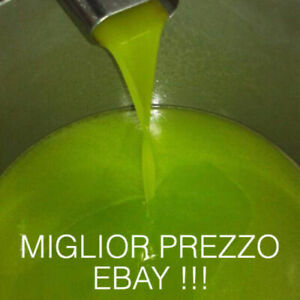 Olio extravergine di olive nocellara del Belice 5 litri D:O:P.2020