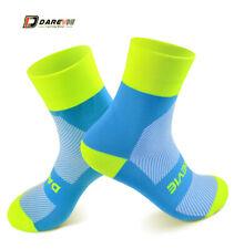 Socks Unisex Breathable Darevie Blue/Green 38 - 45
