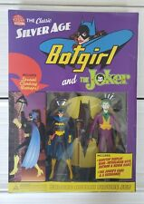 DC Direct Deluxe Batgirl and the Joker Figure Set