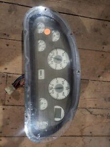 GLASTRON 1993-94 SSV175-195 DASH INSTRUMENT GAUGE  CLUSTER  L917