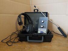 OTC SENSE-A-SOUND ELECTRONIC STETHOSCOPE P/N/ 3578 WITH HEADPHONES
