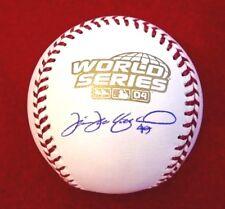 Tim Wakefield Boston Red Sox MLB Signed Autograph 2004 World Series Baseball