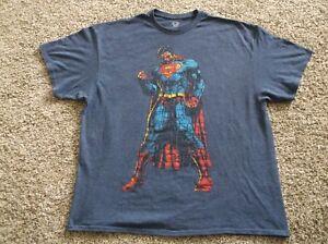 "DC Comics ""Superman"" Graphic Tee Shirt, Size 2XL"