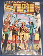 Top Ten #1 Graphic Novel Alan Moore 2000 Eisner Award Winner Nm