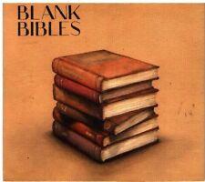 BLANK BIBLES - Blank Bibles / CD EP PROMO NM 2014 UK