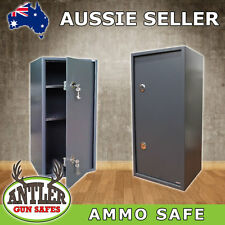 900x420x350 GUN SAFE AMMUNITION STORAGE SAFE STEEL BOX OFFICE HOME CABINET