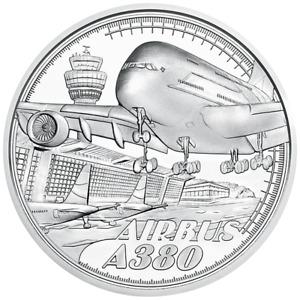 Österreich - 20 Euro 2020 - Reisen über den Wolken (3.) - 22,42 gr Silber PP