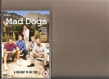 MAD DOGS SERIES 1 DVD MAX BEESLEY PHILIP GLENISTER JOHN SIMM MARC WARREN
