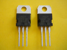 2 x LM317T SGS-THOMSON VOLTAGE REGULATOR  1,2V / 37V - 1,5A