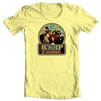 WKRP in Cincinnati T shirt 70's 80's retro Disco TV Land 100% cotton graphic tee