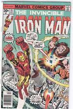 IRON MAN (1968 Series) 91 93 94 95