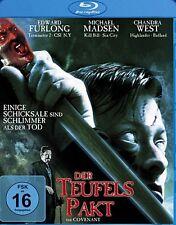 Der Teufelspakt ( Horror-Thriller BLU-RAY ) mit Edward Furlong, Michael Madsen