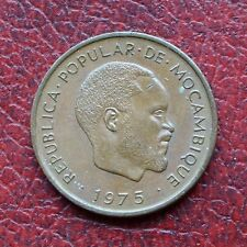 Mozambique 1975 bronze 5 centimos