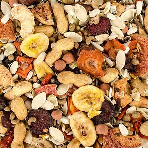 EXOTIC BIRD FOOD - PARROT Food, CANARY Food, BUDGIE Food, COCKATIEL BIRD Food