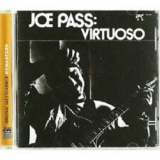 Joe Pass-virtuoso (OJC Remasters) CD NUOVO