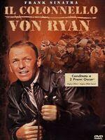 IL COLONNELLO VON RYAN (1965)  con Frank Sinatra DVD EX NOLEGGIO FOX