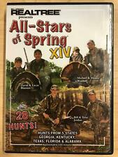 All-Stars of Spring XIV (DVD, 28 Hunts 5 States, Bill Jordan Realtree) - F0519