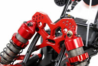Alloy Front Metal Shock Tower Brace for 1/5 HPI Rovan KM Baja 5B 5T Buggy RC Car