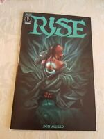 Rise 1 2019 Don Aguillo Cover 1:10 Incentive Variant NM+ KEY cgc ready low print