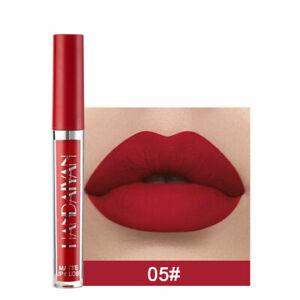 12 Colors Matte Waterproof Liquid Lipstick Long Lasting Lip Gloss Velvet Makeup